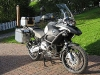 My new BMW R 1200 GS Adventure 2