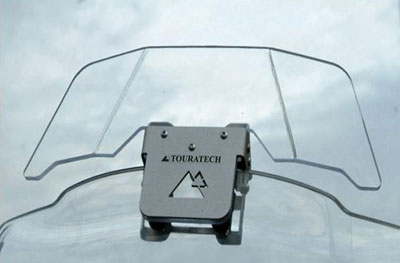 Touratech Windscreen Spoiler