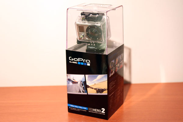 The new GoPro HD HERO2