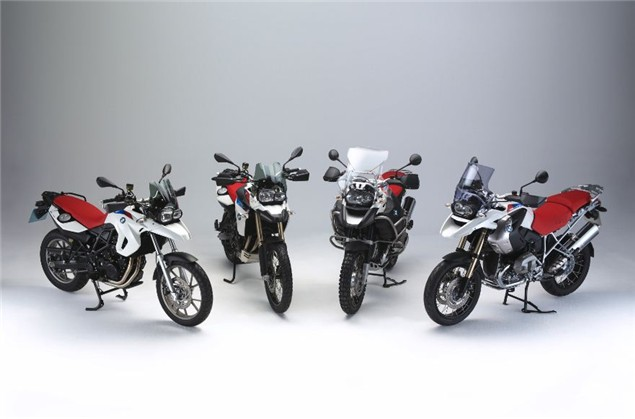 BMW GS 30 Years Limited Edition Models