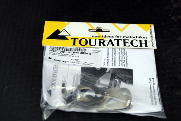 The ESA Sensor Protection (set) from Touratech