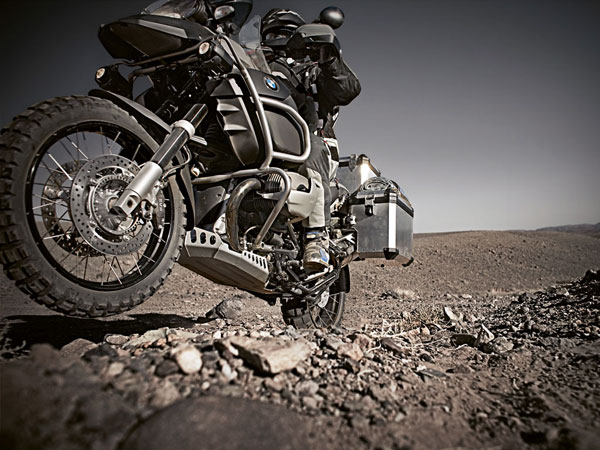 German engineering at the best - BMW R 1200 GS Adventure