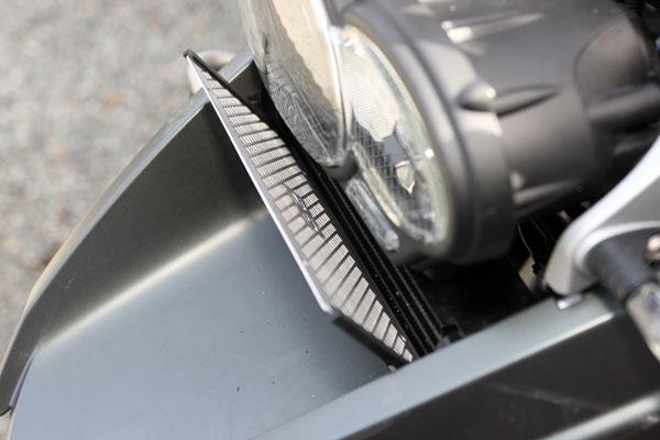 Installing the Reyno Radiator Grill