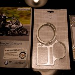 The order has arrived from Nippy Normans - including the Reyno Radiator Grill