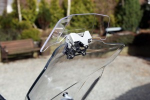 Installing the Touratech Windscreen Spoiler